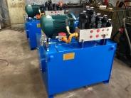 垃圾壓縮機液壓系統